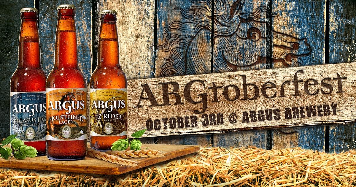 Argtoberfest Argus Brewery
