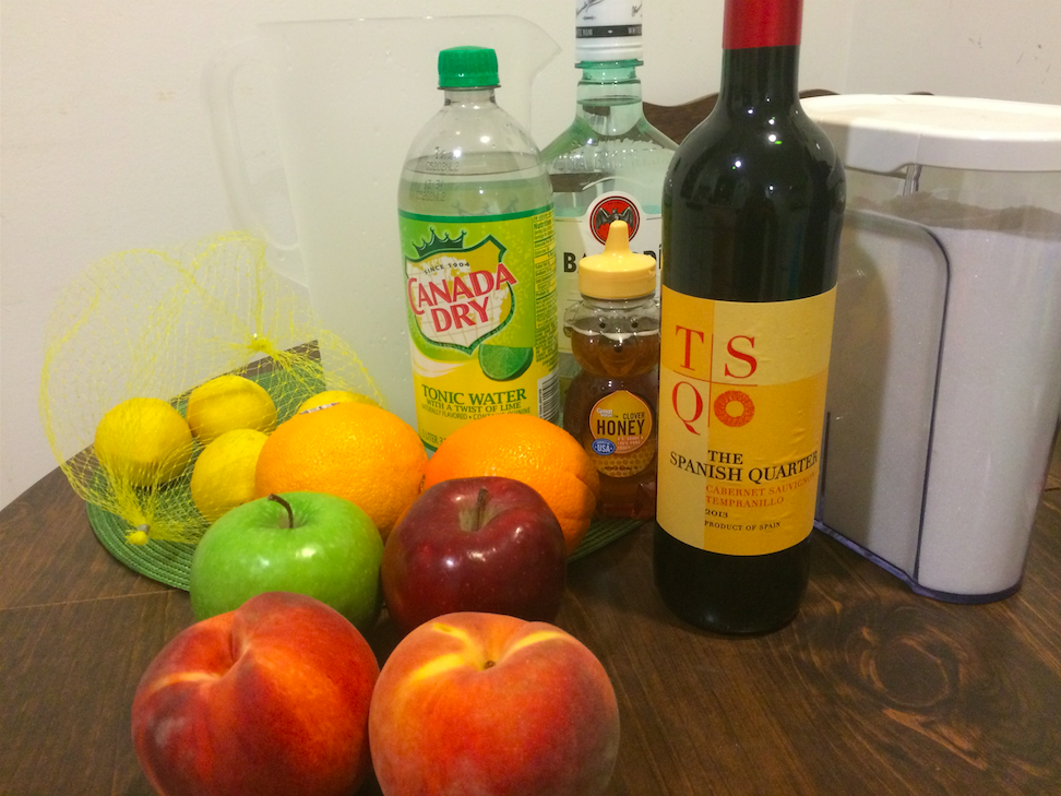 How to Make the Perfect Sangria